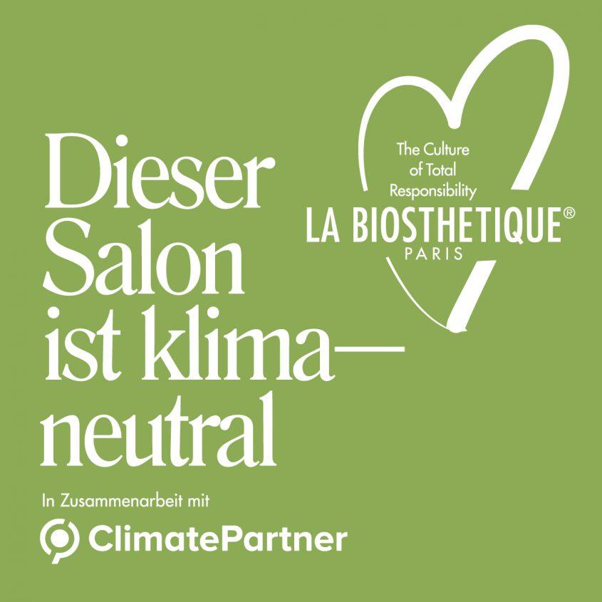 Martin Coiffeur | Klimaneutraler Salon in Zusammenarbeit mit ClimatePartner