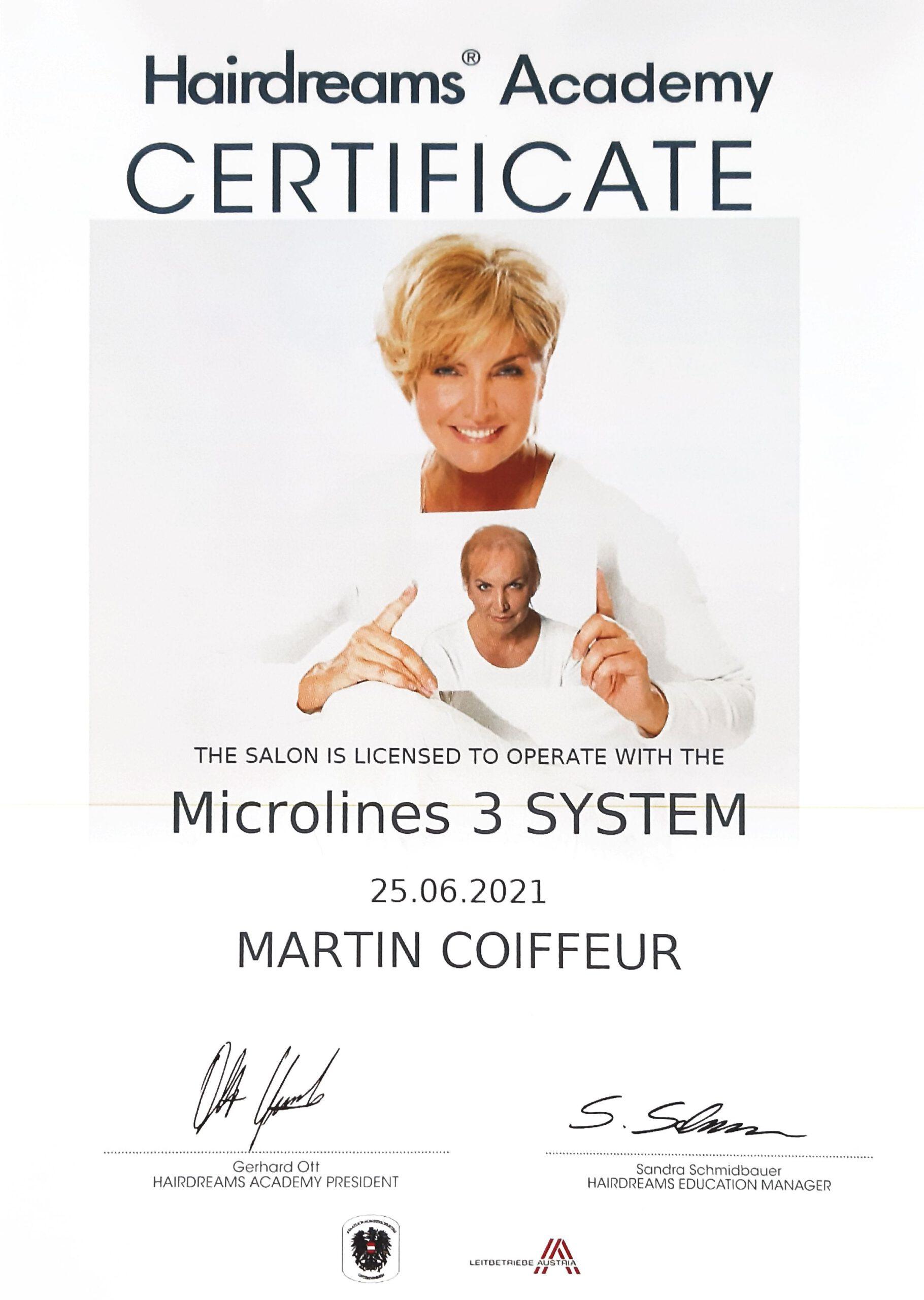Microlines 3 System